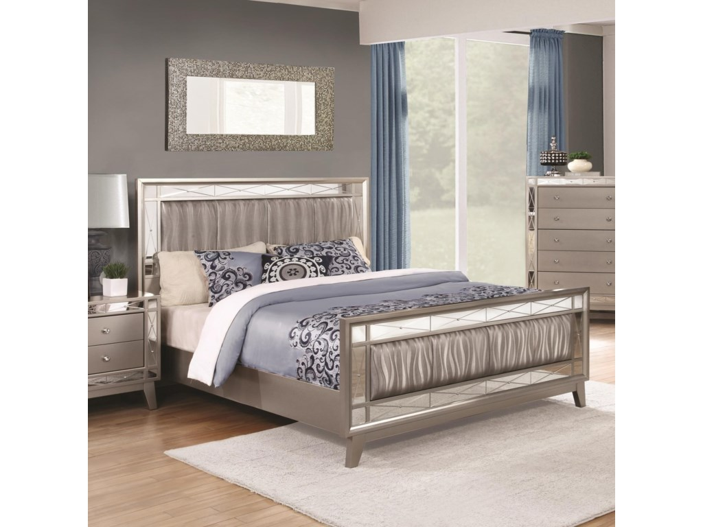 Coaster LeightonQueen Bed