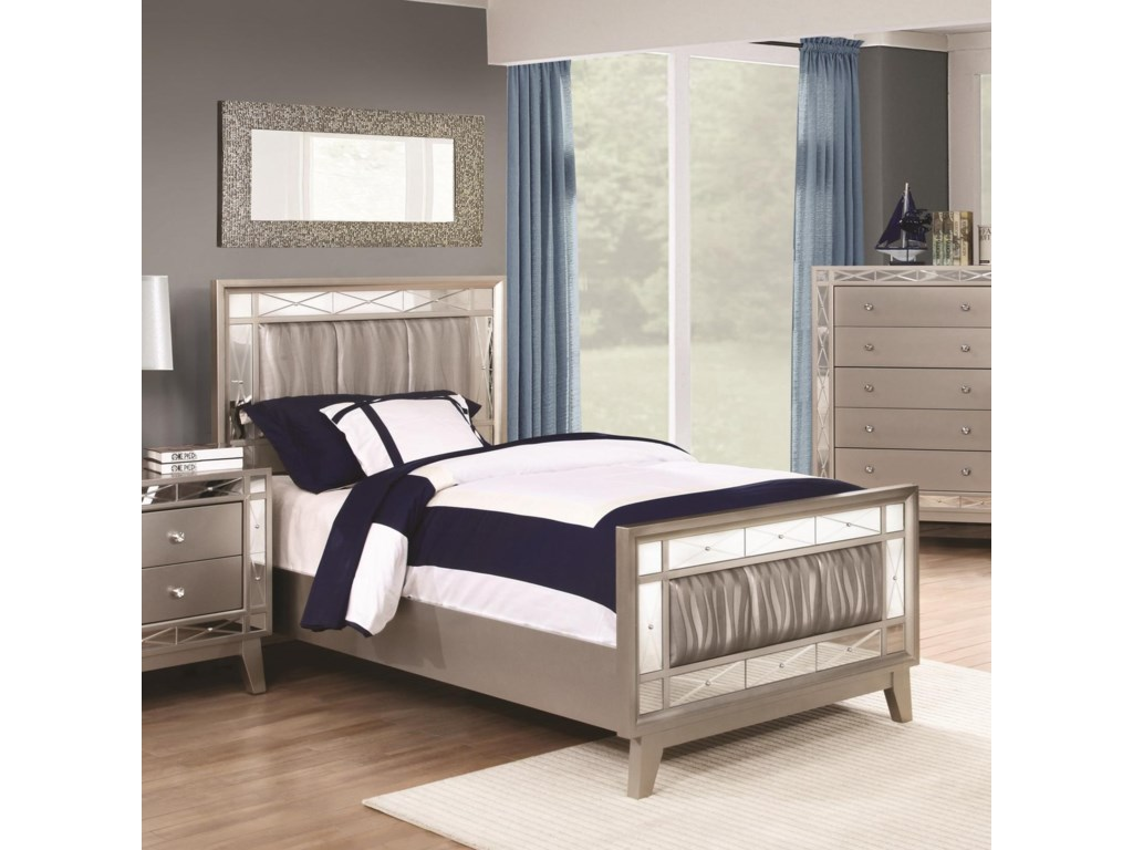 Coaster LeightonTwin Bed