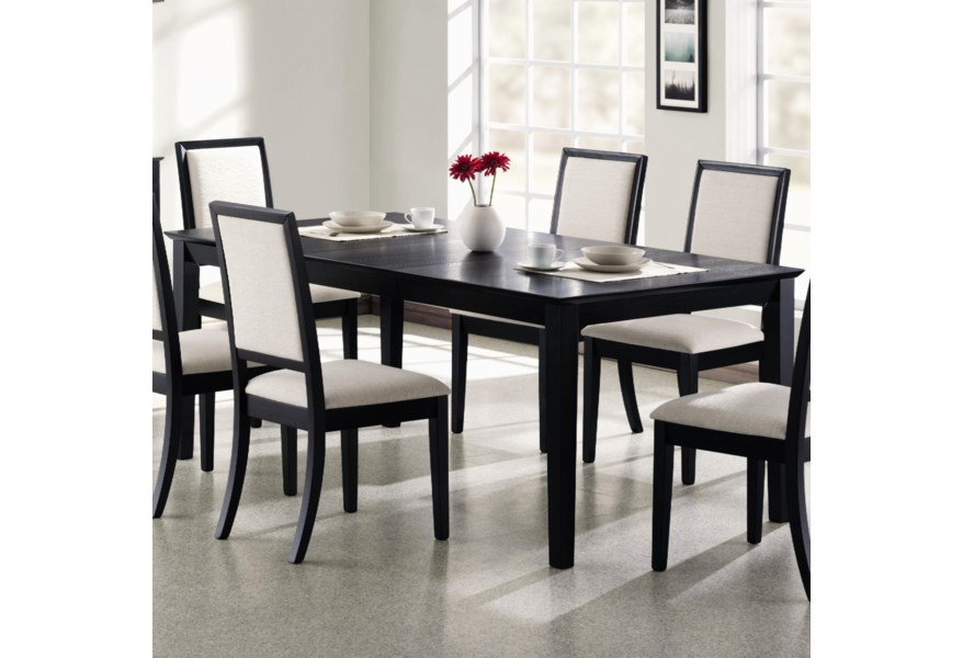 Lexton Rectangular Dining Table with 18\