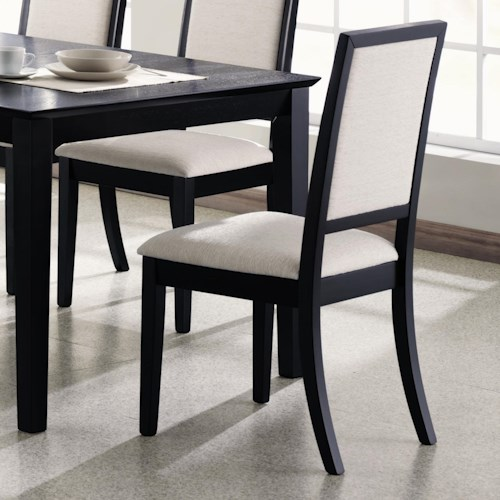 Coaster Lexton Upholstered Dining Side Chair