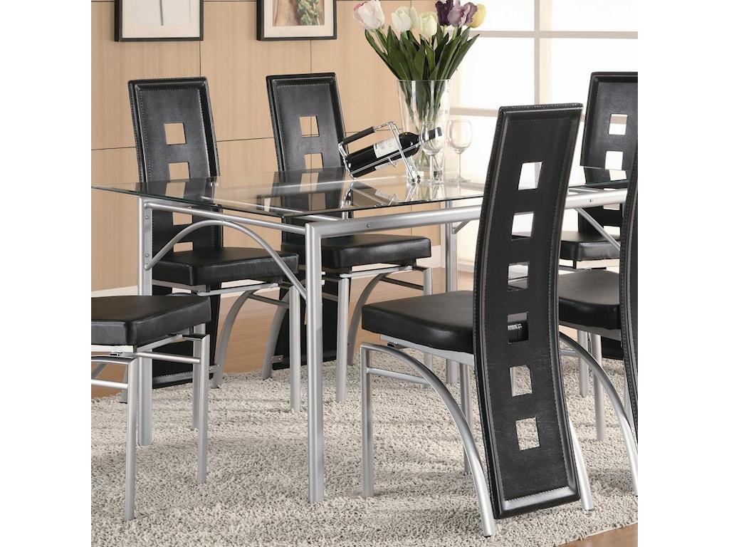 Coaster Los FelizDining Table