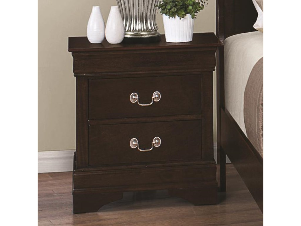 Coaster Louis Philippe 202Night Stand