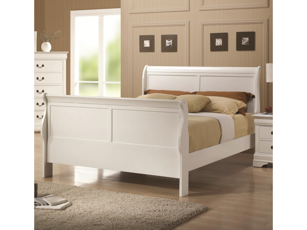 Coaster Louis Philippe 204queen Bed