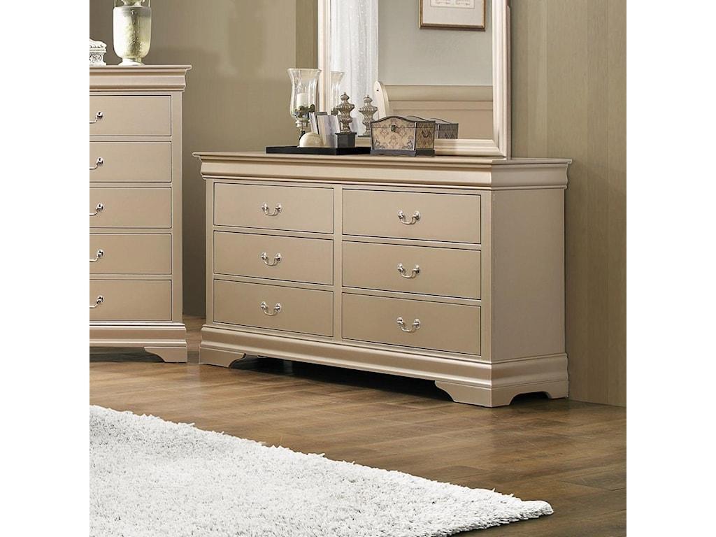 Coaster Louis PhilippeDrawer Dresser