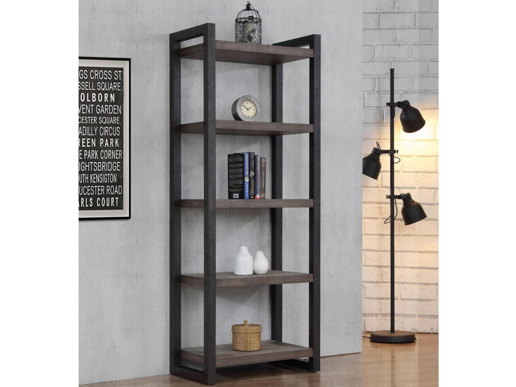 Coaster Luke 80208Bookcase