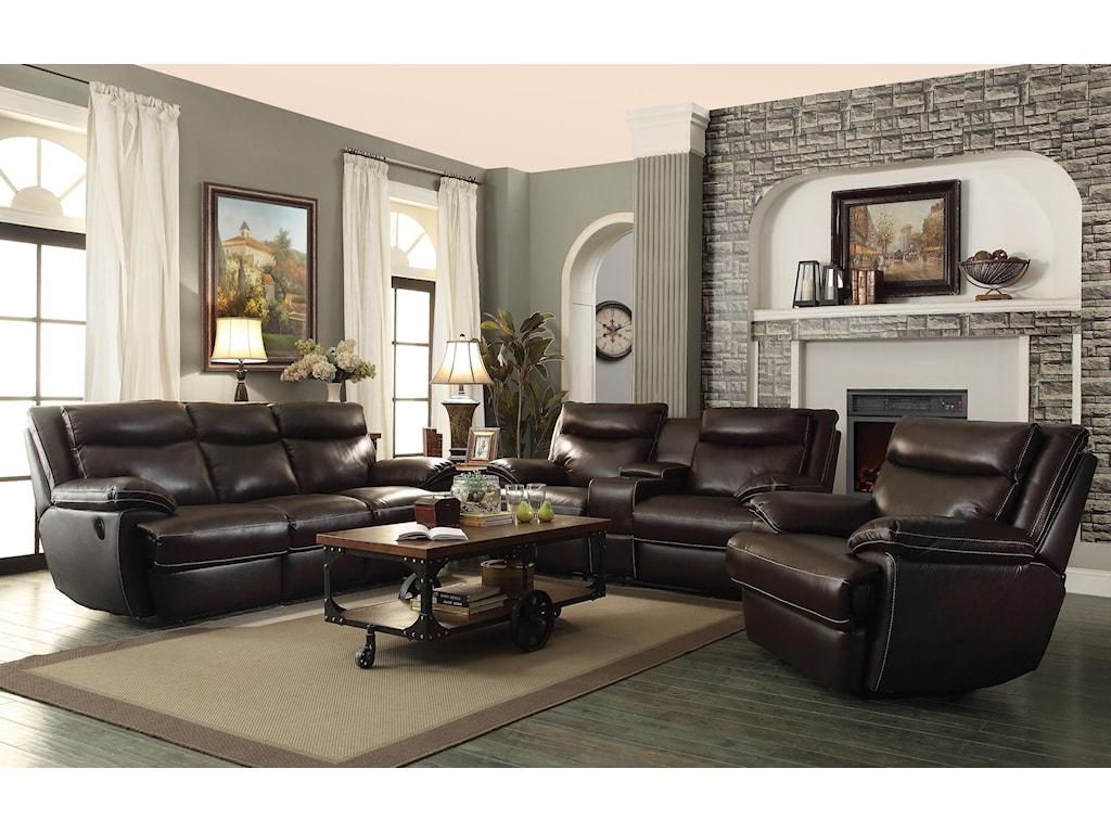 Coaster MacPhersonPower Sofa