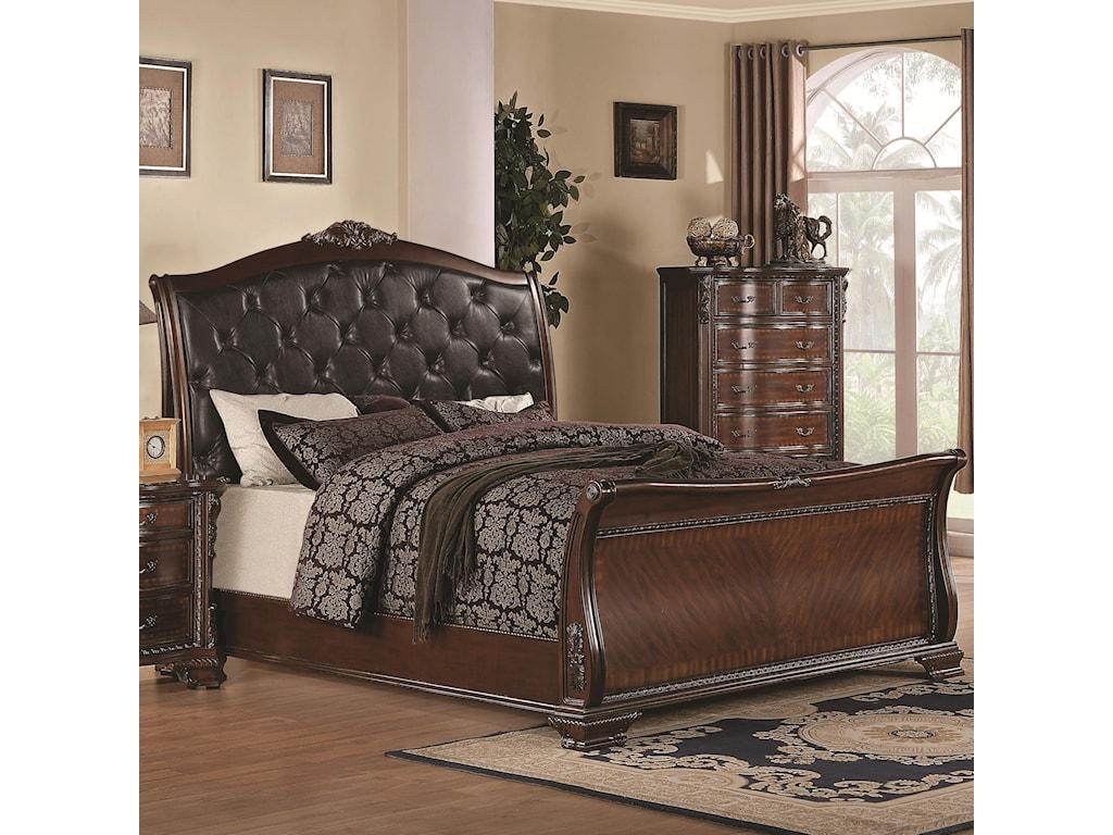Coaster MaddisonKing Bed