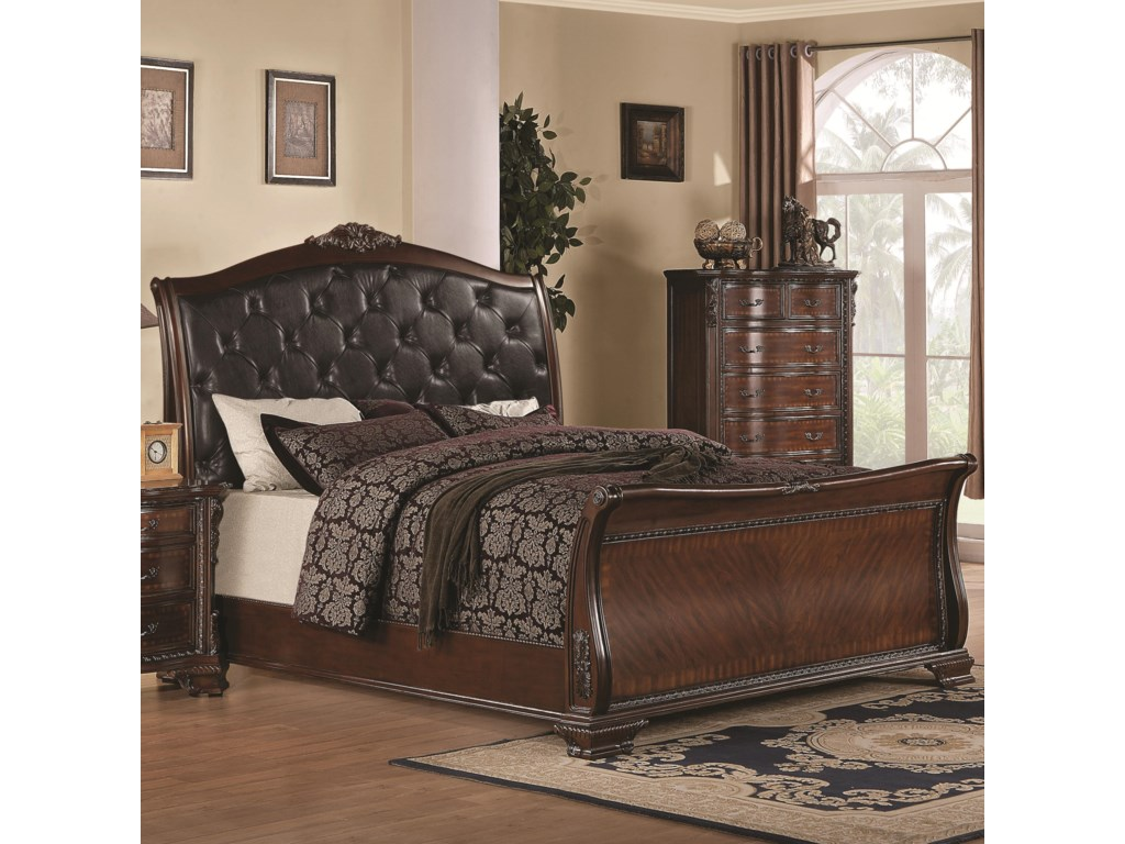 Coaster MaddisonQueen Bed