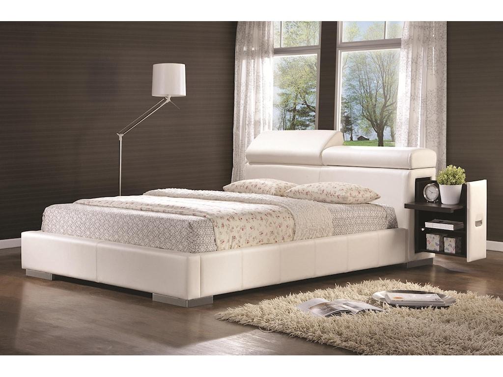 Coaster MaxineQueen Bed