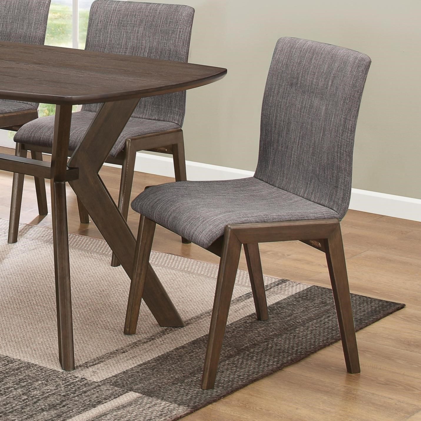 Coaster McBride Retro Dining Side Chair