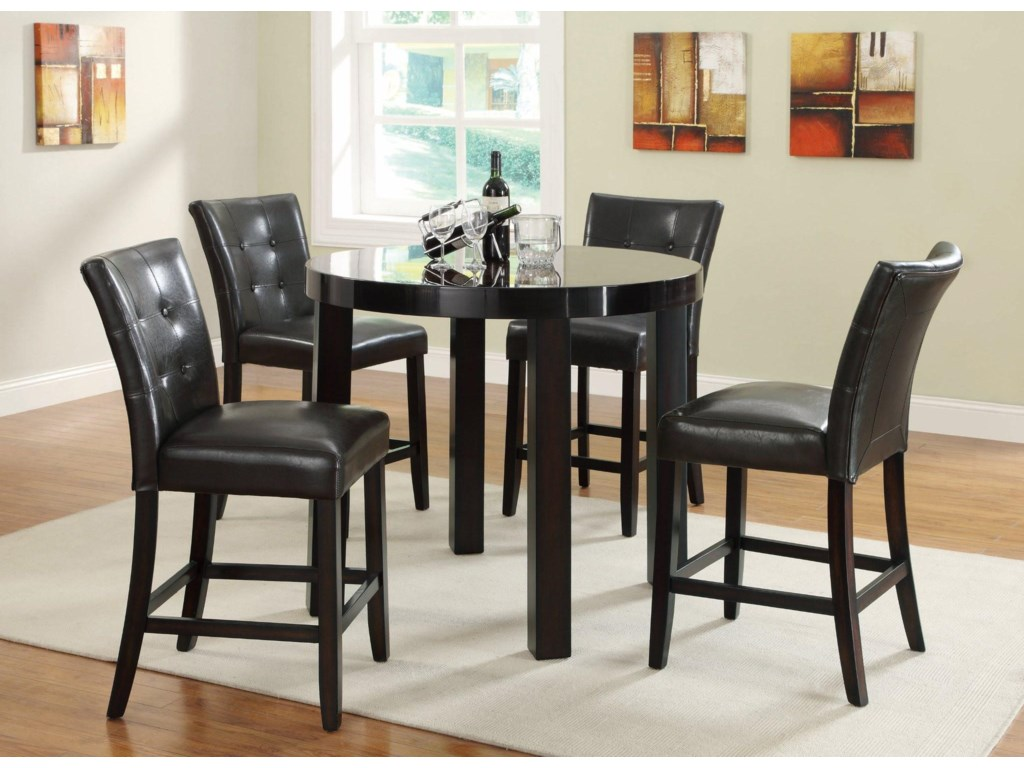 Shown with the Maloy Counter Height Dining Set