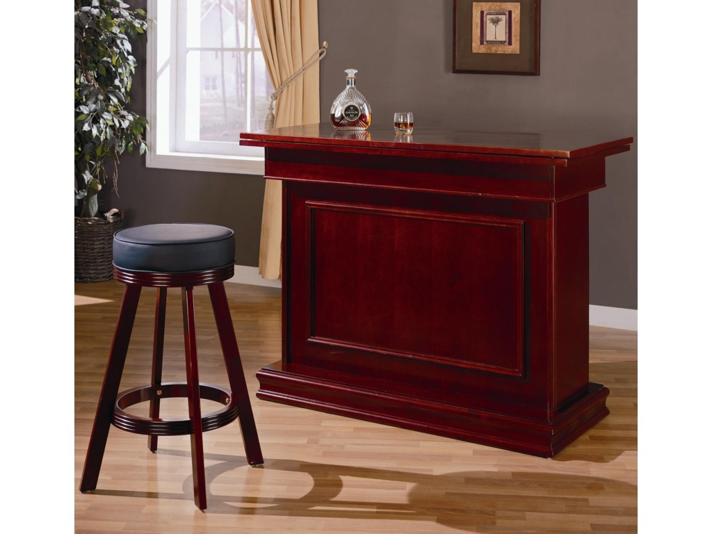 Shown with Bar Stool