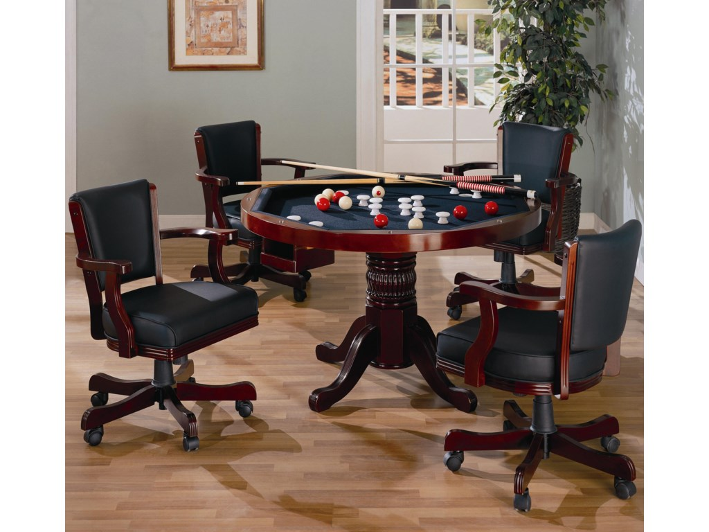 Shown with Game Table