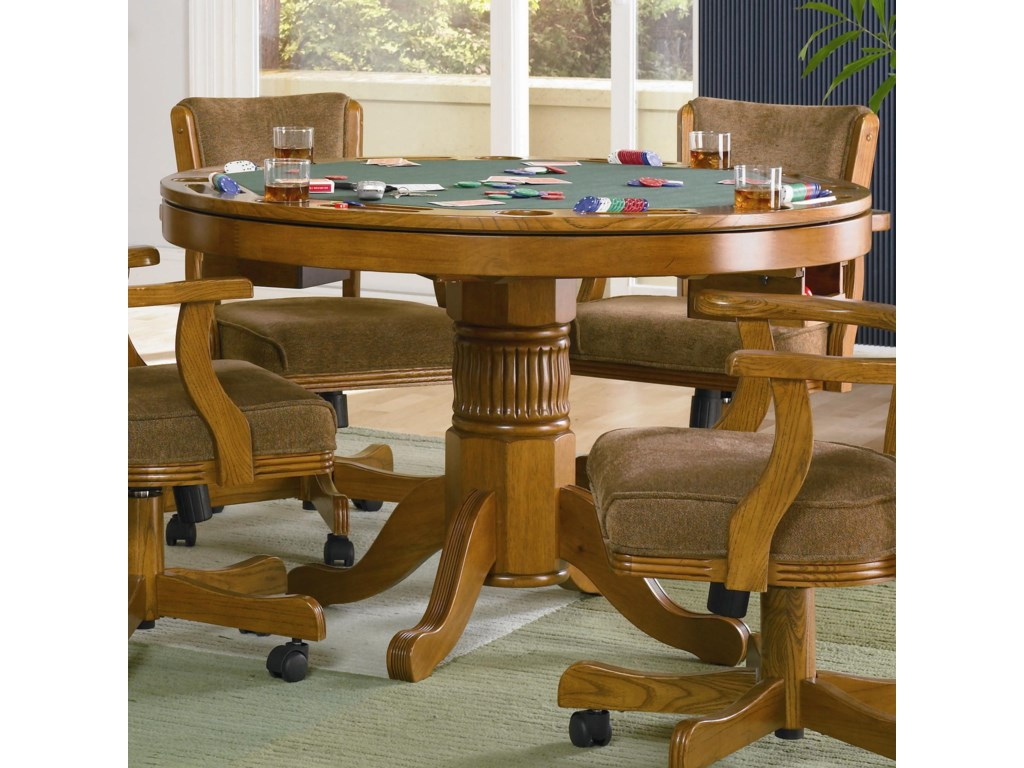 Coaster MitchellGame Table