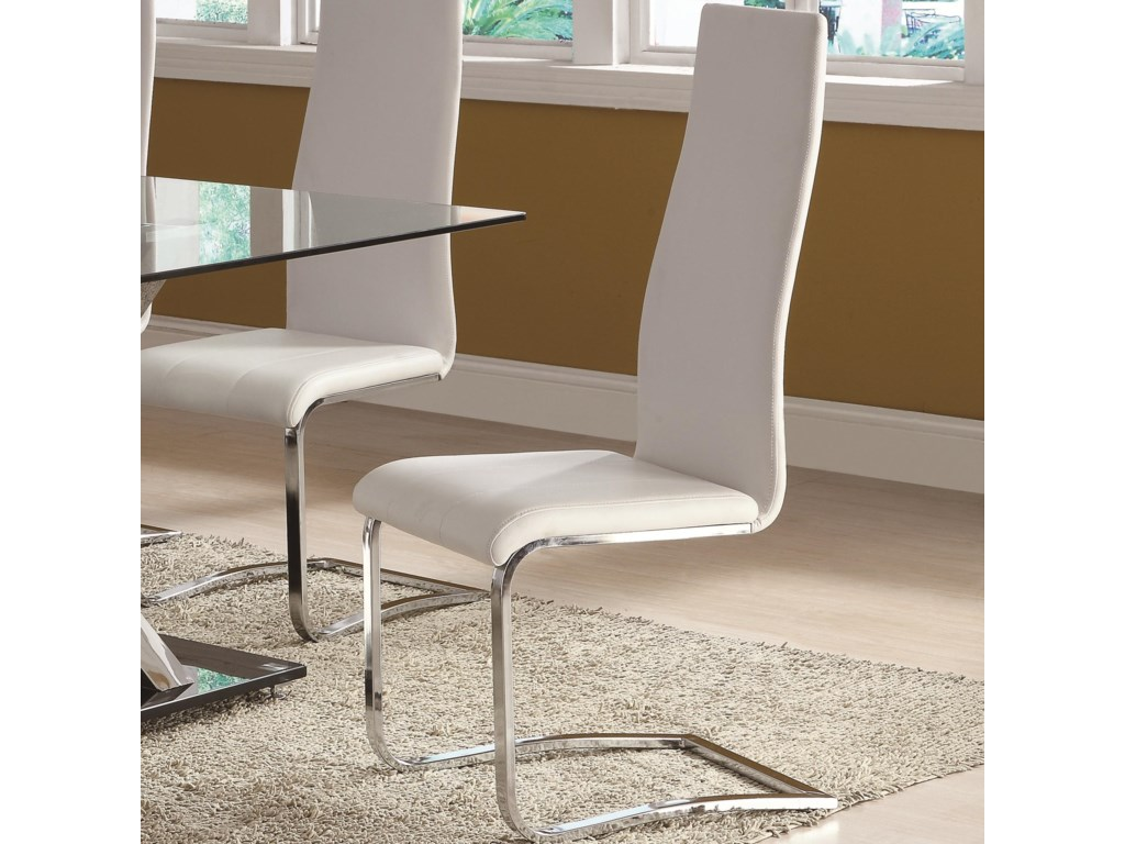 Coaster Modern Dining7 Piece Table & Chair Set