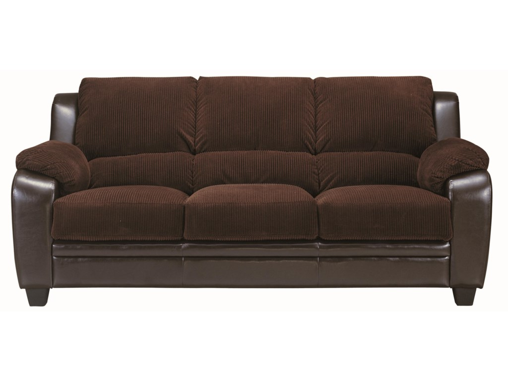 Coaster MonikaStationary Sofa
