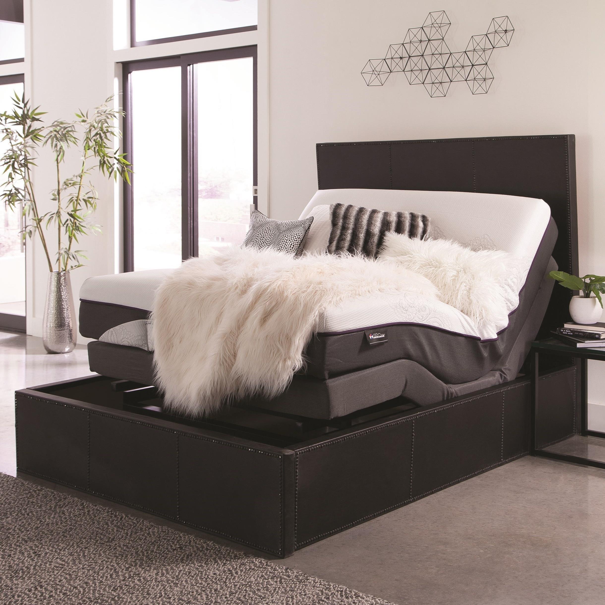 Coaster Montclair Queen Adjustable Bed Base