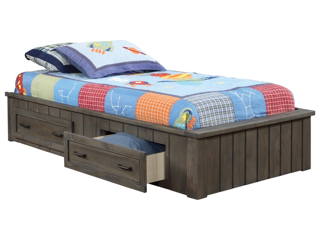 Coaster NapoleonTwin Bed