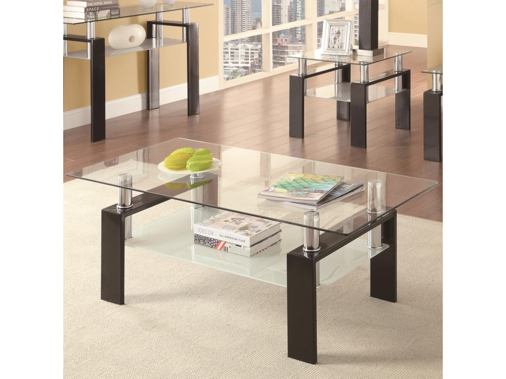 Coaster Occasional Group 702280Coffee Table