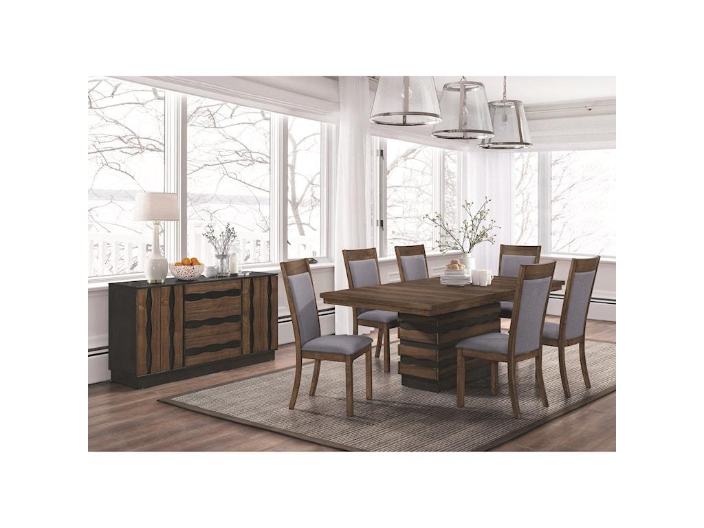 Coaster OctaviaDining Table