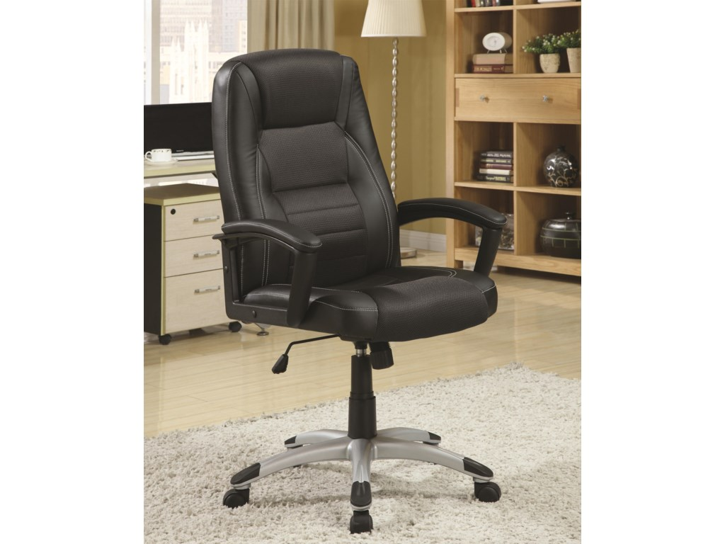 white gaming style computer chairs office executive modern black racing ergonomic products homcom swivel chair