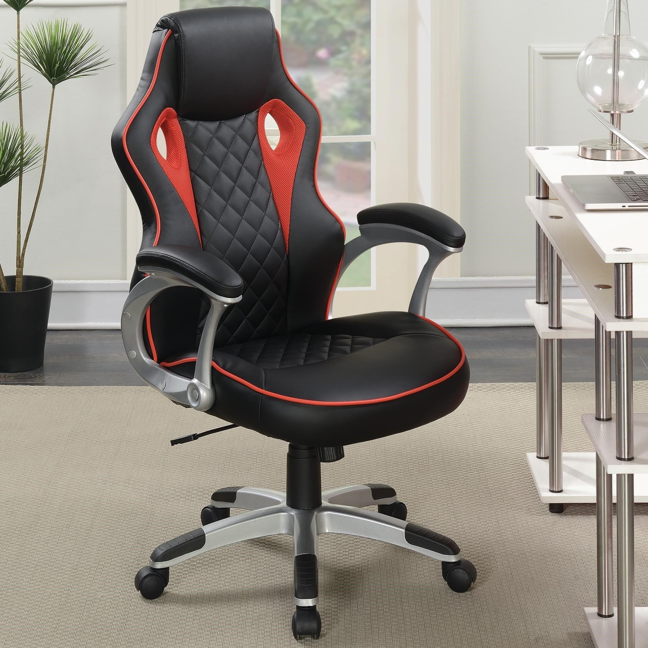 comfort office chair. Coaster Office ChairsComputer Chair Comfort D