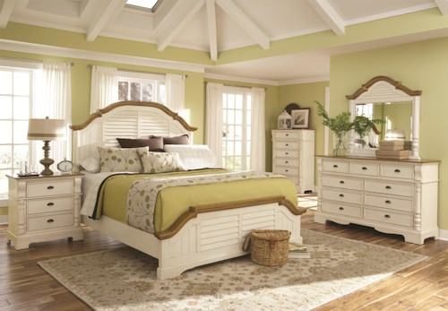 Coaster Oleta King Bedroom Group