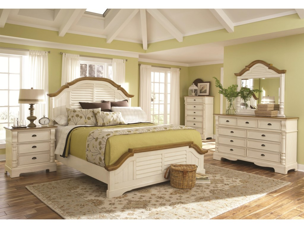 Coaster OletaQueen Bedroom Group