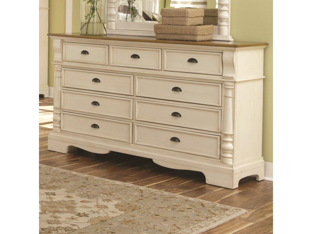 Coaster Oleta Dresser With 9 Drawers