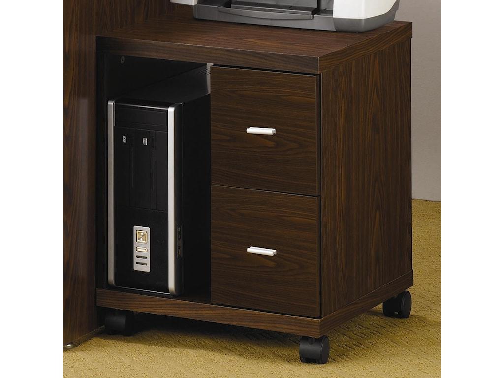 Coaster PeelComputer Stand