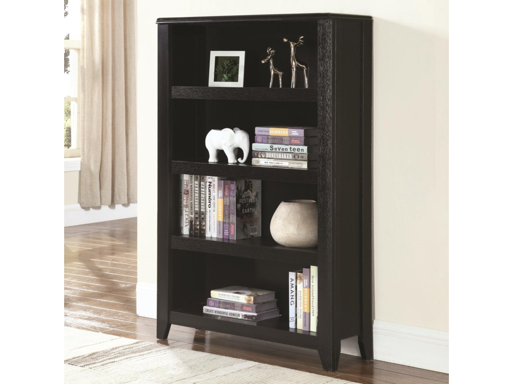 Preater Bookcase By Coaster
