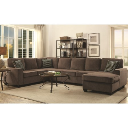 Storage Sectional