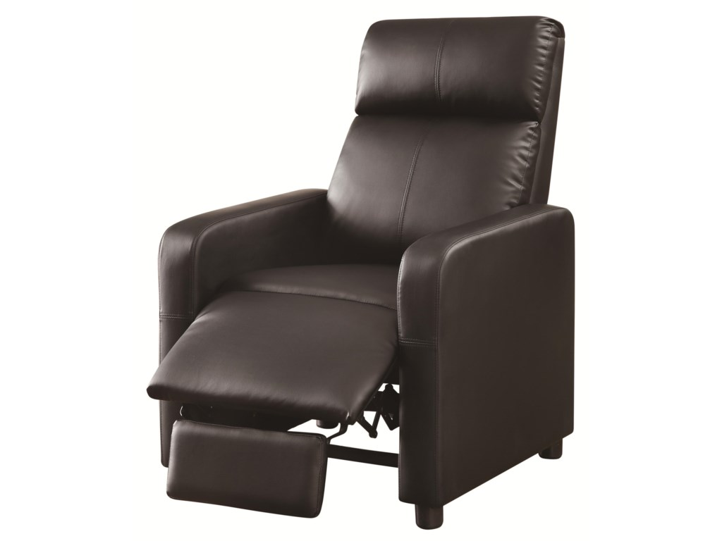 Coaster ReclinersPush-Back Recliner