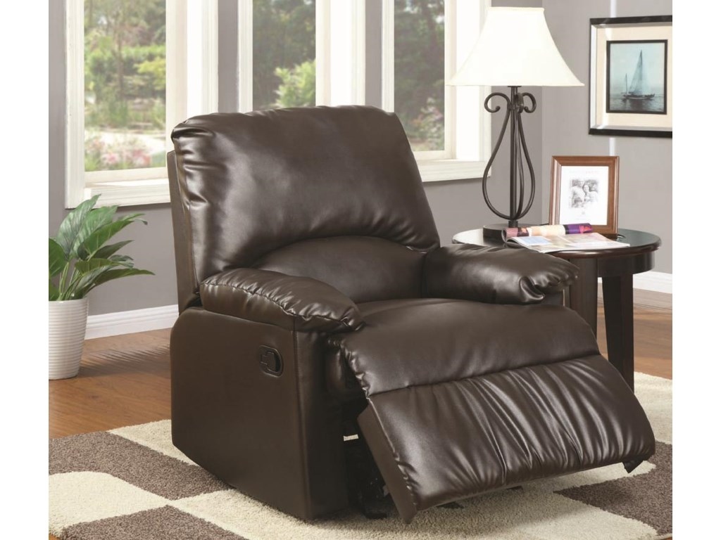 Coaster ReclinersGlider Recliner
