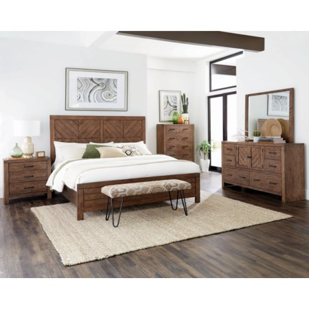 Transitional All Bedroom Furniture in Columbus & Central ...