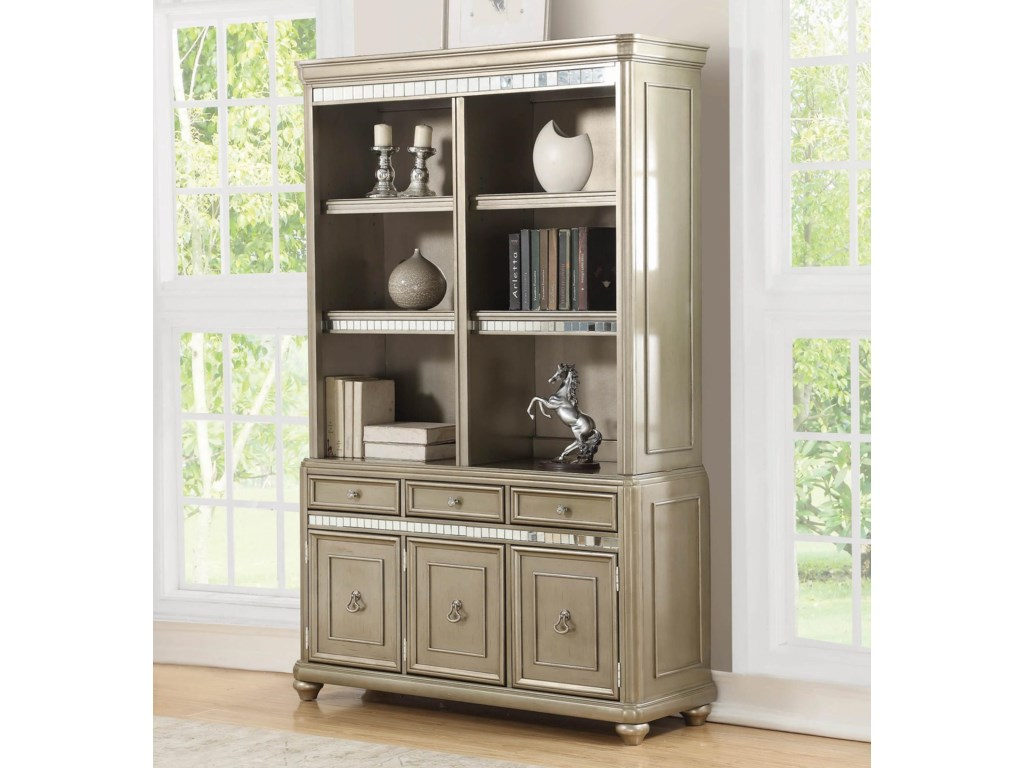 Coaster RitzvilleDouble Bookcase