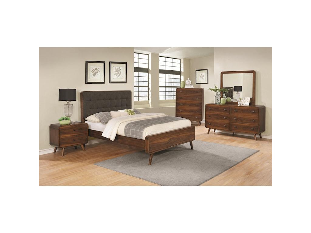 Coaster Robyn Queen Bedroom Group | Beck\'s Furniture | Bedroom Groups