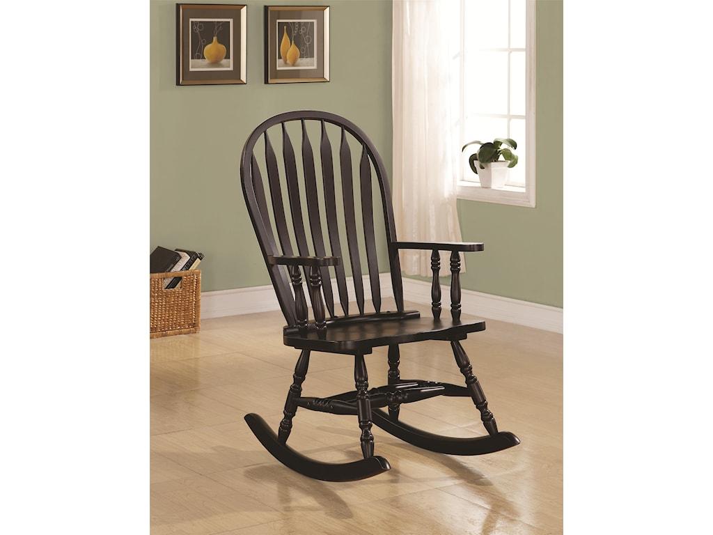 Coaster RockersRocking Chair