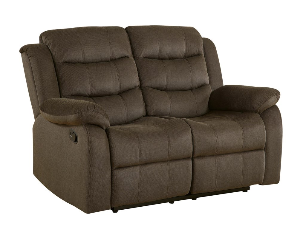 Coaster RodmanMotion Loveseat