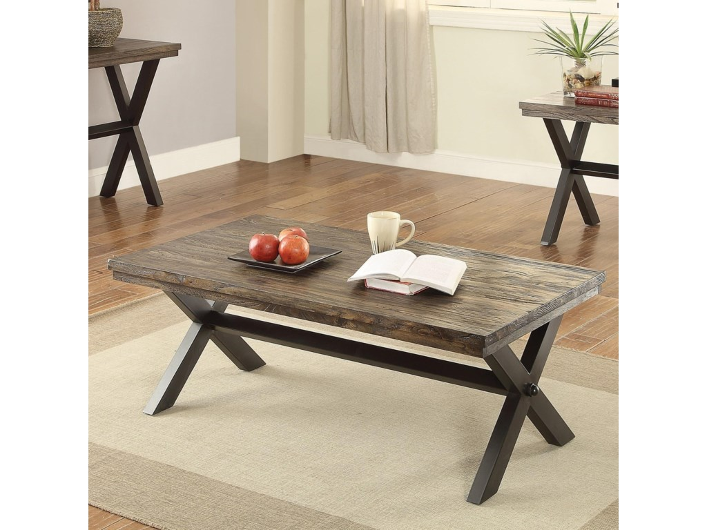 Coaster RomillyCoffee Table