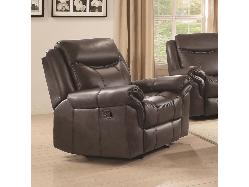 Rooms Collection Two Sawyer MotionGlider Recliner