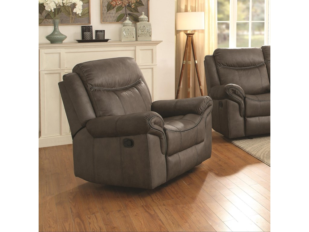 Coaster Sawyer MotionGlider Recliner