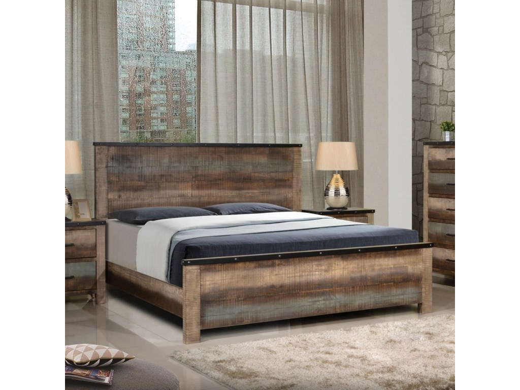 Coaster Sembeneking Bed