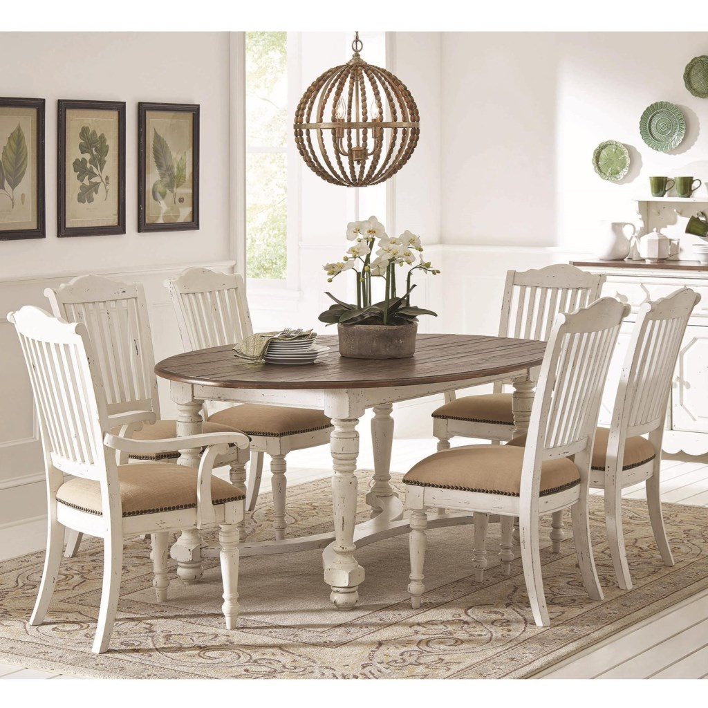 Dining Table And Chairs Set White