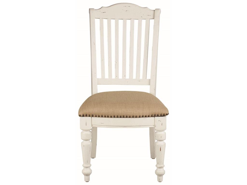 Coaster English Row - WhiteDining Side Chair