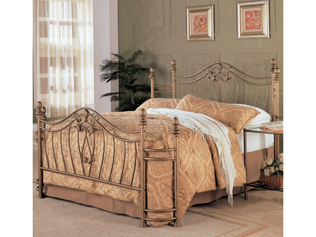 Coaster SydneyQueen Iron Bed