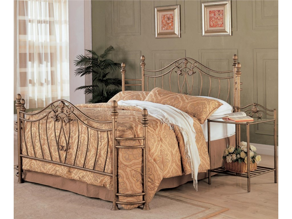 Shown with Queen Bed