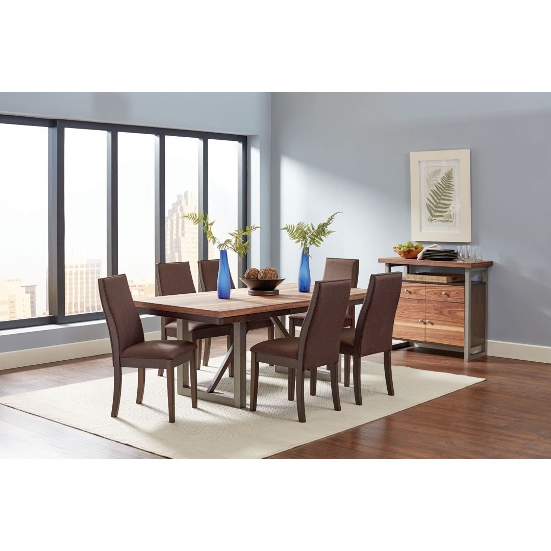Spring Creek Casual Dining Room Group by