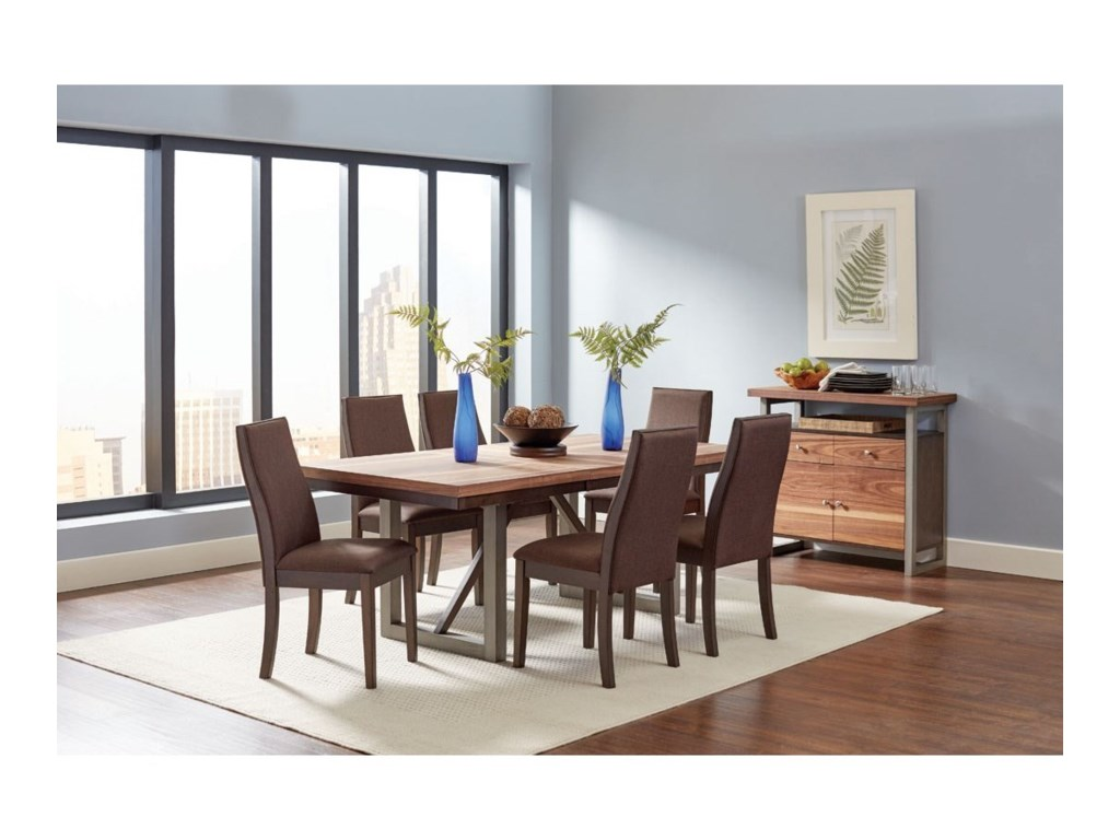 Coaster Spring CreekCasual Dining Room Group