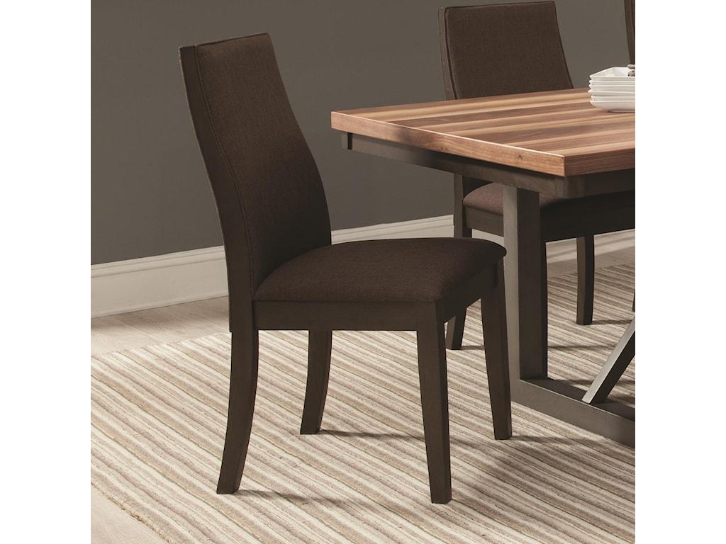 Coaster Spring CreekSide Chair, Brown